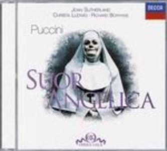 Foto Cover di Suor Angelica, CD di Giacomo Puccini, prodotto da Decca