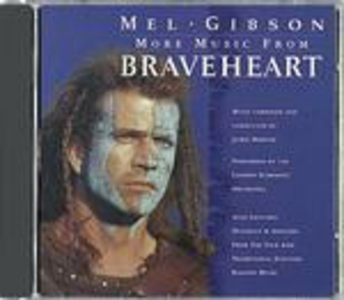 CD More Music from Braveheart (Colonna Sonora) di James Horner