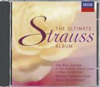 CD The Ultimate Album di Johann Strauss