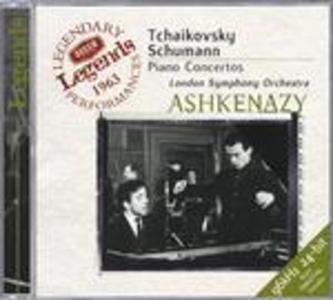 CD Concerti per pianoforte Robert Schumann , Pyotr Il'yich Tchaikovsky