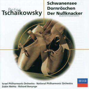 CD Schwanensee, Dornroschen, di Pyotr Il'yich Tchaikovsky