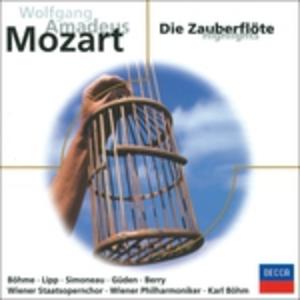 CD Die Zauberflöte (Selezione) di Wolfgang Amadeus Mozart
