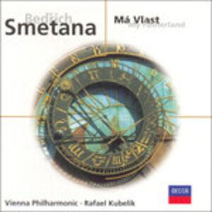 CD Ma Vlast di Bedrich Smetana
