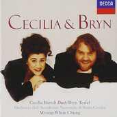 CD Cecilia & Bryn Cecilia Bartoli Bryn Terfel
