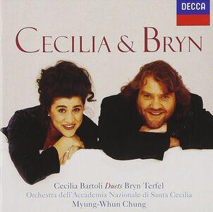 CD Cecilia & Bryn