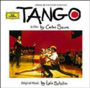 CD Tango (Colonna Sonora) di Lalo Schifrin