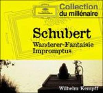 CD Fantasia in Do di Franz Schubert