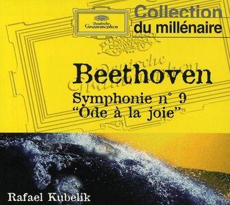Foto Cover di Sinfonia n.9, CD di Ludwig van Beethoven, prodotto da Deutsche Grammophon