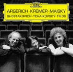 CD Trii Dmitri Shostakovich , Pyotr Il'yich Tchaikovsky