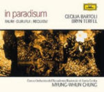 CD In Paradisum: Requiem / Requiem Gabriel Fauré , Maurice Duruflé