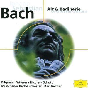 CD Orkestsuites 2, 3, 4 di Johann Sebastian Bach