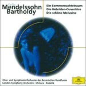 CD Ein Sommernachtstraum di Felix Mendelssohn-Bartholdy