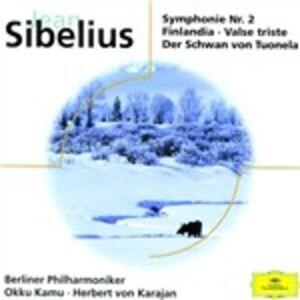 CD Sinfonia n.2 di Jean Sibelius