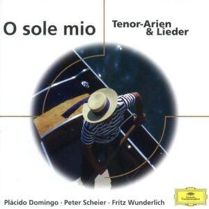 CD O Sole Mio, Tenor Arien &