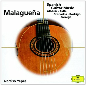 CD Malaguena di Narciso Yepes