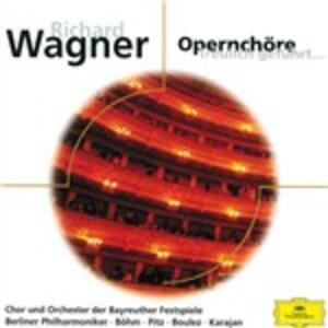 Treulich Gefuhrt - Opera ch - CD Audio di Richard Wagner