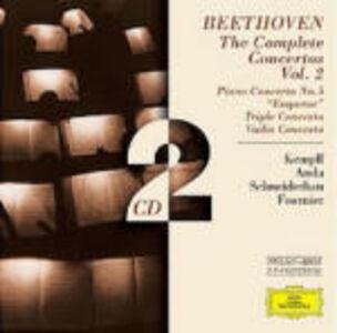Foto Cover di Concerti completi vol.2, CD di AA.VV prodotto da Deutsche Grammophon