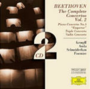 CD Concerti completi vol.2 di Ludwig van Beethoven