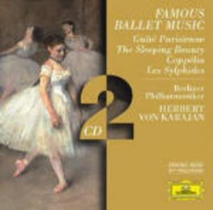 CD Balletti famosi