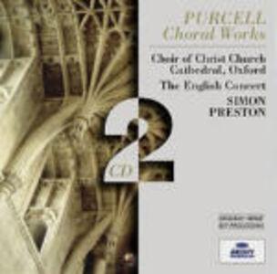 Foto Cover di Composizioni corali, CD di AA.VV prodotto da Archiv
