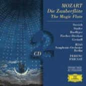 CD Il flauto magico (Die Zauberflöte) Wolfgang Amadeus Mozart Ferenc Fricsay Rita Streich