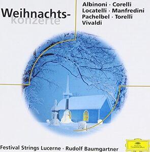 Foto Cover di Weihnachtskonzerte, CD di  prodotto da Eloquence