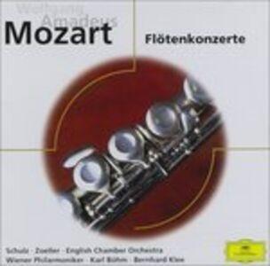 CD Flute Concerto No. 1&2 di Wolfgang Amadeus Mozart