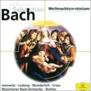 Foto Cover di Weihnachtsoratorium - Arien, CD di Johann Sebastian Bach, prodotto da Eloquence