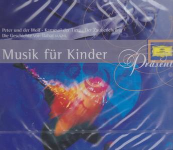 CD Musik fur Kinder