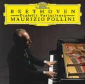 CD Variazioni Diabelli Ludwig van Beethoven Maurizio Pollini