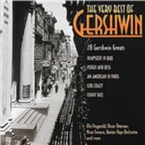 The Very Best of Gershwin - CD Audio di George Gershwin