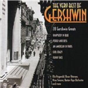 Foto Cover di The Very Best of Gershwin, CD di George Gershwin, prodotto da Decca
