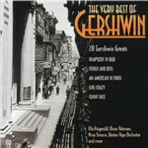 CD The Very Best of Gershwin di George Gershwin