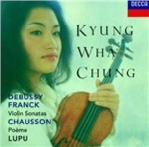CD Sonate per violino / Poème Claude Debussy , César Franck , Ernest Chausson