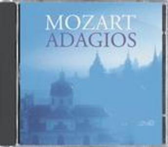 CD Mozart Adagios di Wolfgang Amadeus Mozart