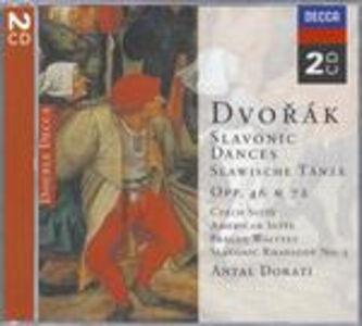 Foto Cover di Danze slave, CD di AA.VV prodotto da Decca