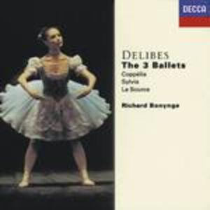 CD Coppelia - Sylvia - La Source di Léo Delibes