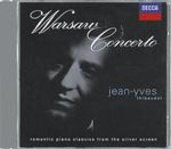 Foto Cover di Concerto di Varsavia / Concerto per pianoforte n.2 - Rapsodia su un tema di Paganini / Rapsodia in blu / Concerto per pianoforte, CD di AA.VV prodotto da Decca