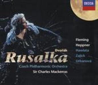 CD Rusalka di Antonin Dvorak