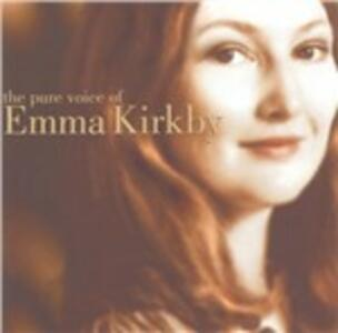 The Pure Voice of Emma Kirkby - CD Audio di Emma Kirkby