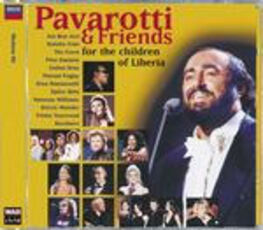 CD Pavarotti & Friends for the Children of Liberia