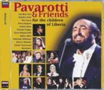 Pavarotti & Friends for the Children of Liberia - CD Audio