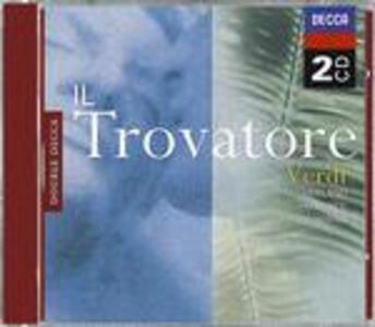 Il Trovatore - CD Audio di Luciano Pavarotti,Marilyn Horne,Joan Sutherland,Giuseppe Verdi,Richard Bonynge,National Philharmonic Orchestra