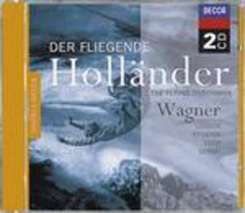 CD L'olandese volante (Der Fliegende Holländer) di Richard Wagner
