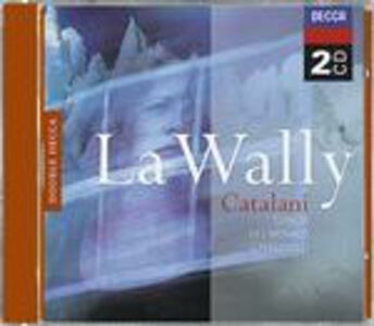 CD La Wally di Alfredo Catalani