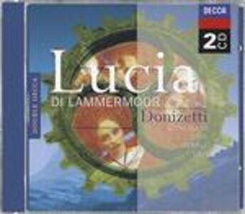 Foto Cover di Lucia di Lammermoor, CD di AA.VV prodotto da Decca