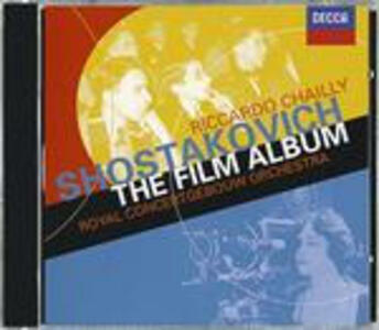 The Film Album - CD Audio di Dmitri Shostakovich