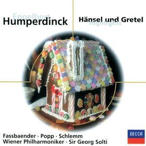 CD Hansel & Gretel di Engelbert Humperdinck