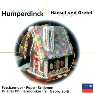 CD Hansel & Gretel di Engelbert Humperdinck