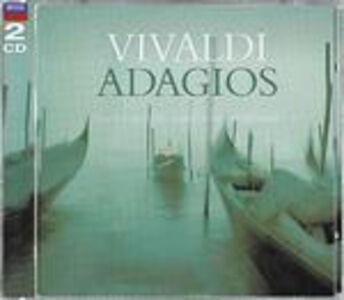 CD Vivaldi Adagios di Antonio Vivaldi